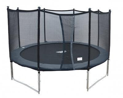JumpMaster 365 - Prisvenlig trampolin til mellemstore haver