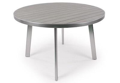 Sia grå havebord i kraftigt nonwood