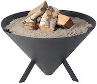Bon-fire Cone simpelt bålfad Ø77 cm til sand