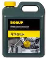 Borup lugtfri petroleum. Dunk med 2,5 liter