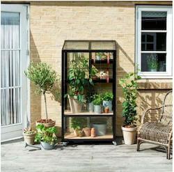 Juliana Urban City Greenhouse vægdrivhus