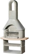 Kalmar klassik beton stenovn-pizza ovn med grill