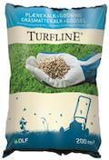 Turfline 2-i-1 plænekalk og gødning NPK 11-2-4 granulat 7,5 kg